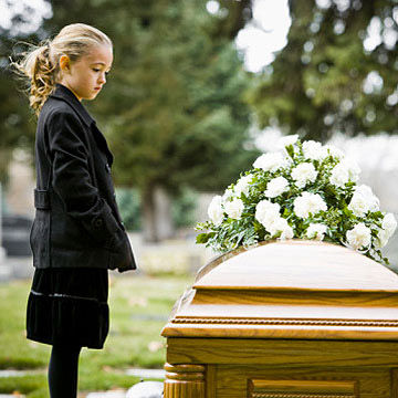 How the Death of a Parent Affects a Child
